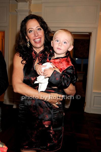 Tatiana Platt, Fox Platt<br /> photo by Rob Rich © 2010 robwayne1@aol.com 516-676-3939
