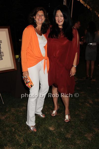 Cindy Farkas, Susan Shin<br /> photo by Rob Rich © 2010 robwayne1@aol.com 516-676-3939