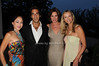 Lucia Hwong Gordon, Jacques Azoulay, Countess Luann de<br /> Lesseps, Bonnie Pfieffer<br /> photo by Rob Rich © 2010 robwayne1@aol.com 516-676-3939