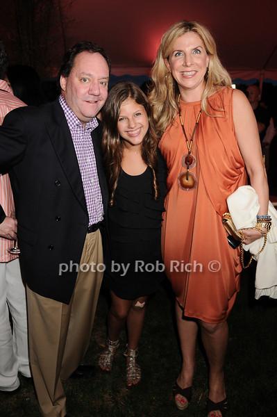 Jimmy Nederlander, Natasha Shriver, Margo McNabb Nederlander<br /> photo by Rob Rich © 2010 robwayne1@aol.com 516-676-3939