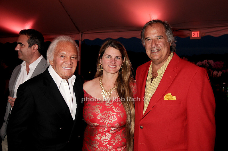 Marty Richards, Bonnie Comley, Stewart Lane<br /> photo by Rob Rich © 2010 robwayne1@aol.com 516-676-3939