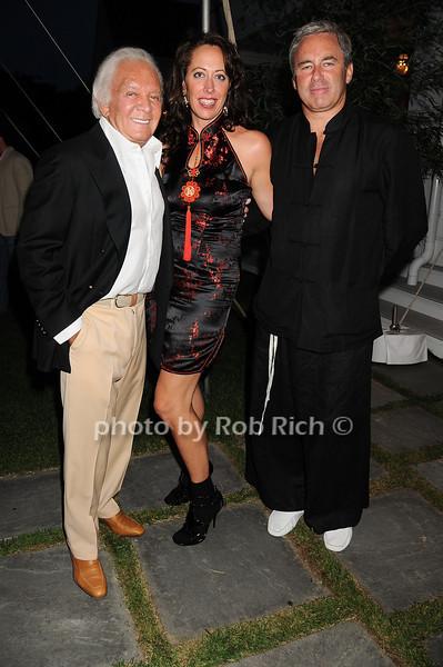 Marty Richards, Tatiana Platt, Campion Platt<br /> photo by Rob Rich © 2010 robwayne1@aol.com 516-676-3939