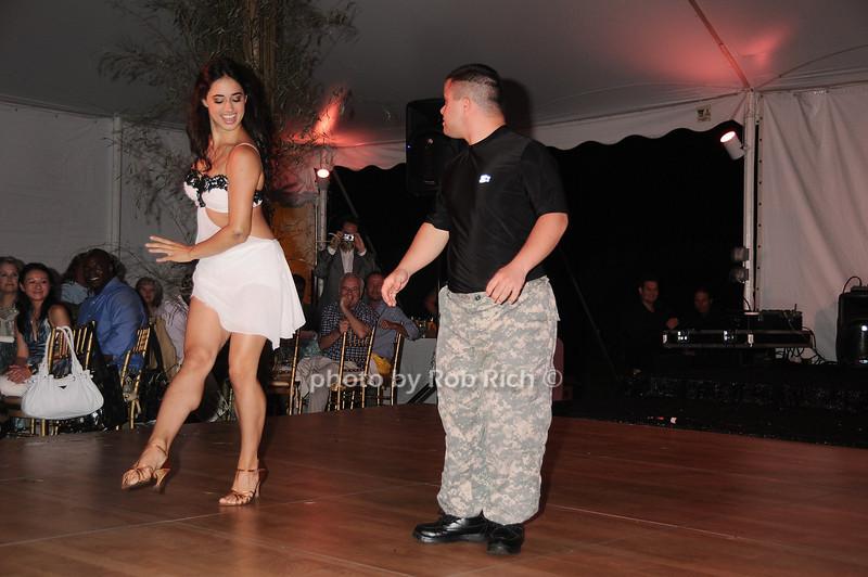 Jeanine Mason, Brett Banford<br /> photo by Rob Rich © 2010 robwayne1@aol.com 516-676-3939