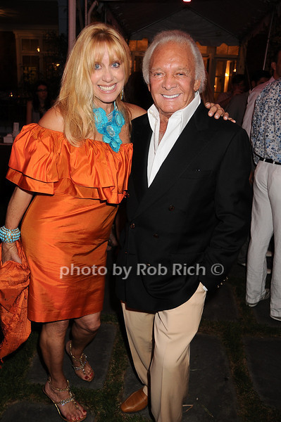 Caroline Lieberman, Marty Richards<br /> photo by Rob Rich © 2010 robwayne1@aol.com 516-676-3939