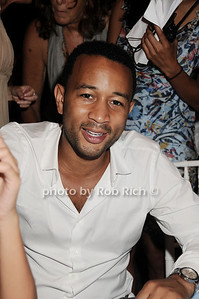 Singer John Legend attend the Art for Life 2010 gala at the estate of Russell Simmons in East Hampton on July 24, 2010. photo by Rob Rich/SocietyAllure.com