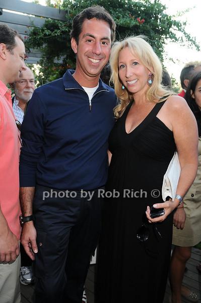 Scott Rauch, Lisa Konsker<br /> photo by Rob Rich © 2010 robwayne1@aol.com 516-676-3939