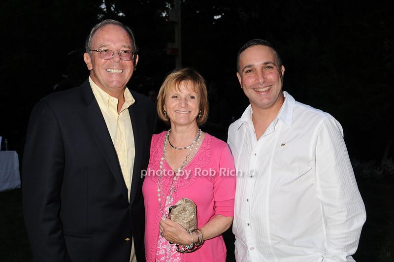 Bob Gaffney, Joanne Gaffney, Dave D'Orazio<br /> photo by Rob Rich © 2010 robwayne1@aol.com 516-676-3939