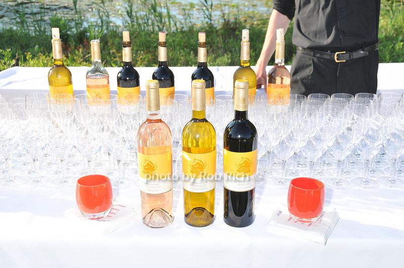 Wolffer Estates wine<br /> photo by Rob Rich © 2010 robwayne1@aol.com 516-676-3939