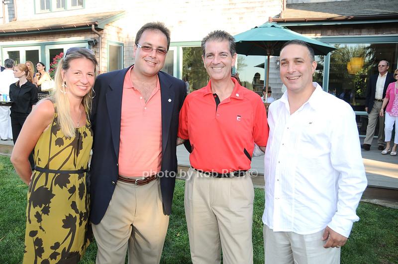 Jennifer Illovsky, Peter Illovsky, Mike Ryan, Dave D'Orazio