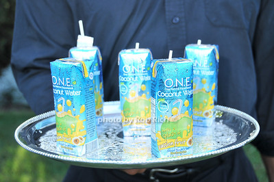O.N.E. Coconut Water photo by Rob Rich © 2010 robwayne1@aol.com 516-676-3939