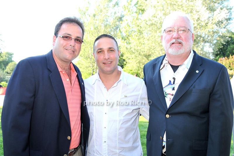 Peter Illovsky, Dave D'Orazio, David Little<br /> photo by Rob Rich © 2010 robwayne1@aol.com 516-676-3939