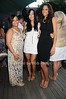 Simone Smith, Renata Black, Veronica Webb<br /> photo by Rob Rich © 2010 robwayne1@aol.com 516-676-3939