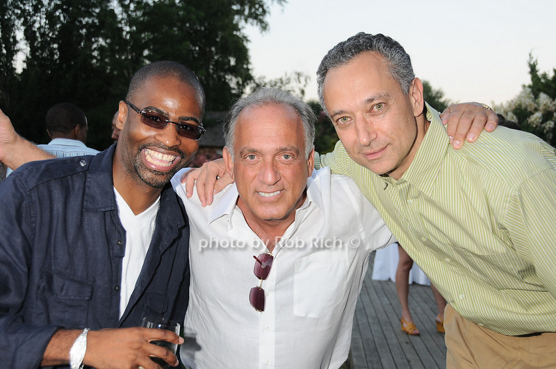 Billy Coulsin, Jeff Elson, Craig Klosk<br /> photo by Rob Rich © 2010 robwayne1@aol.com 516-676-3939