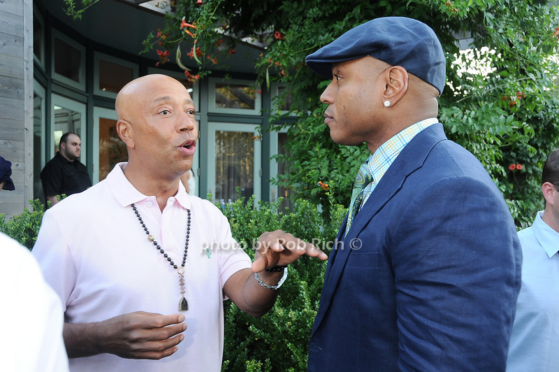 Russell Simmons, L.L. Cool J