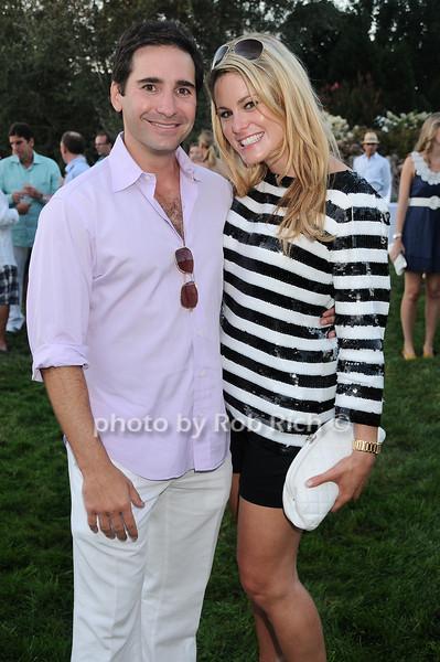 Mark Simon, Alissa Grab<br /> photo by Rob Rich © 2010 robwayne1@aol.com 516-676-3939