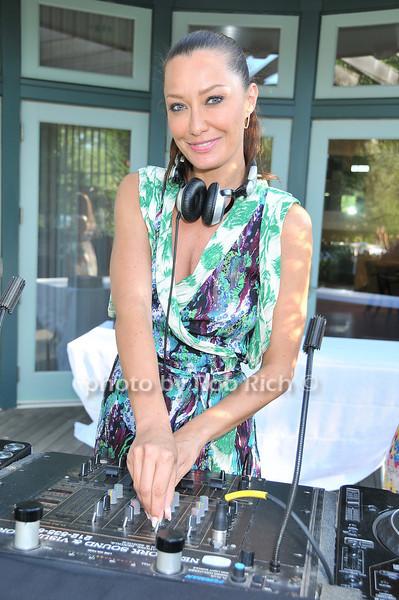 DJ Sky Nellor<br /> DJ Sky Nellor<br /> photo by Rob Rich © 2010 robwayne1@aol.com 516-676-3939