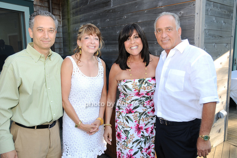 Craig Klosk, Tricia Kallet, Dr. Laurie Suser, Jeff Elson<br /> photo by Rob Rich © 2010 robwayne1@aol.com 516-676-3939