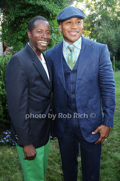 Malcolm A. Smith, L.L.Cool J 