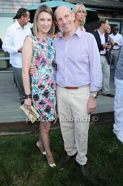 Lizzie Tisch, Jonathan Tisch<br /> photo by Rob Rich © 2010 robwayne1@aol.com 516-676-3939