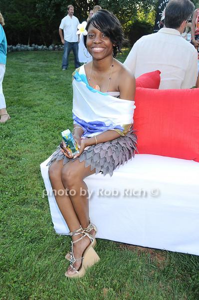 Kiana Clarke<br /> photo by Rob Rich © 2010 robwayne1@aol.com 516-676-3939