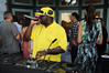 DJ Master Flash<br /> photo by Rob Rich © 2010 robwayne1@aol.com 516-676-3939