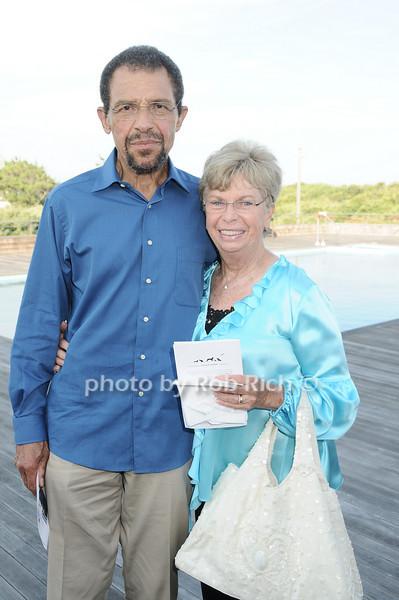 Phillip Taylor, Carol Taylor<br /> photo by Rob Rich © 2010 robwayne1@aol.com 516-676-3939