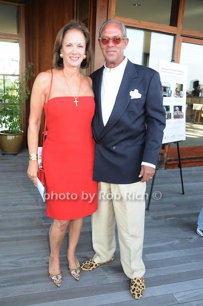 Sandra McConnell, Tony Urrutia<br /> photo by Rob Rich © 2010 robwayne1@aol.com 516-676-3939