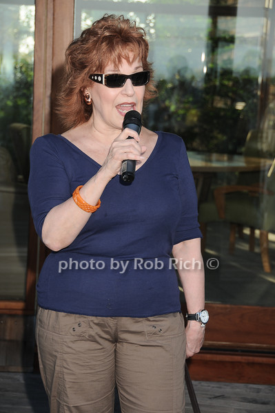 Joy Behar<br /> photo by Rob Rich © 2010 robwayne1@aol.com 516-676-3939