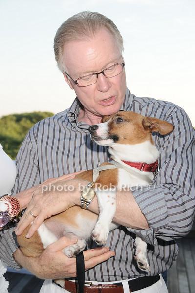 JR, Chuck Scarborough<br /> photo by Rob Rich © 2010 robwayne1@aol.com 516-676-3939