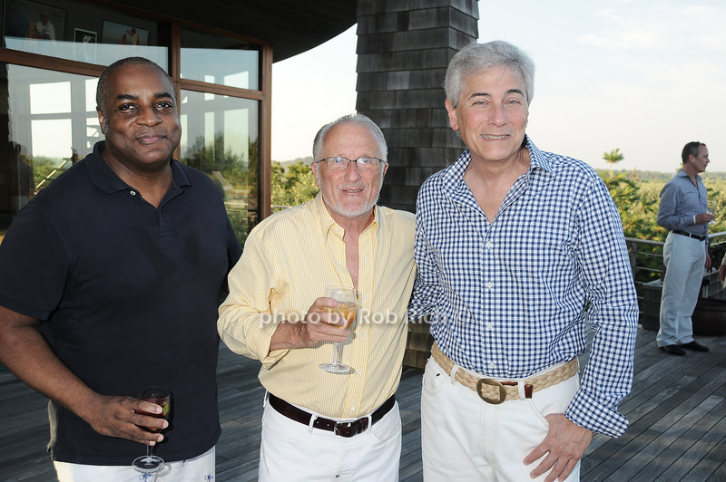 Jeffrey Banks, Stanley Herman, Robert Zimmerman<br /> photo by Rob Rich © 2010 robwayne1@aol.com 516-676-3939