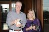 Chuck Scarborough, Jill Lynn Brody<br /> photo by Rob Rich © 2010 robwayne1@aol.com 516-676-3939