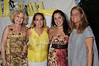 Goldine Eismann, Michele Minkoff, Natalia Saavadra, Bonny Renick<br /> photo by Rob Rich © 2010 robwayne1@aol.com 516-676-3939