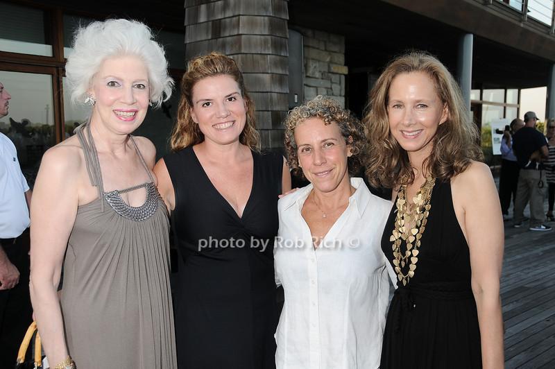 Jana Herbosch, Alessa Herbosch, Dorothy Frankel, Amy Ellis<br /> photo by Rob Rich © 2010 robwayne1@aol.com 516-676-3939