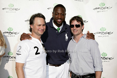 Jason Binn, Dwayne Wade, Jeff Gordon photo by Jakes for Rob Rich © 2010 robwayne1@aol.com 516-676-3939