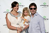 Ingrid Vandebosch, Ella Sofia Gordon, Jeff Gordon<br /> photo by Jakes for Rob Rich © 2010 robwayne1@aol.com 516-676-3939