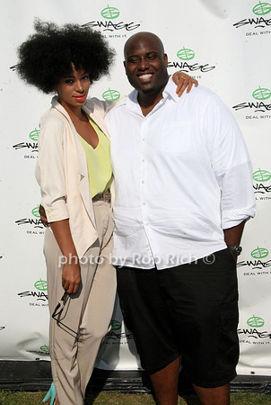 Solange Knowles, Mel Clements photo by Jakes for Rob Rich © 2010 robwayne1@aol.com 516-676-3939