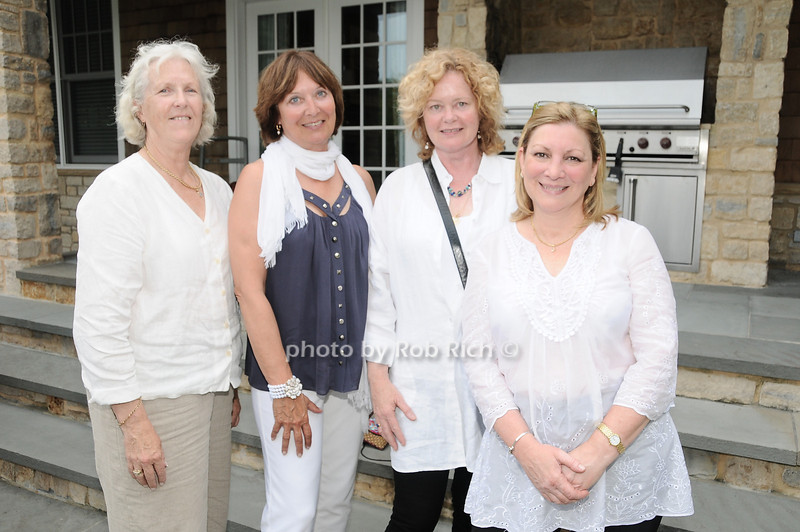 Kay Jones, Laura Hildreth, Sally  Breen, Diana Pepi Stott<br /> <br /> photo by Rob Rich © 2010 robwayne1@aol.com 516-676-3939