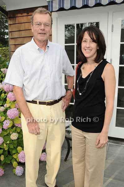 Bill Stuebe, Heather Wright<br /> <br /> photo by Rob Rich © 2010 robwayne1@aol.com 516-676-3939