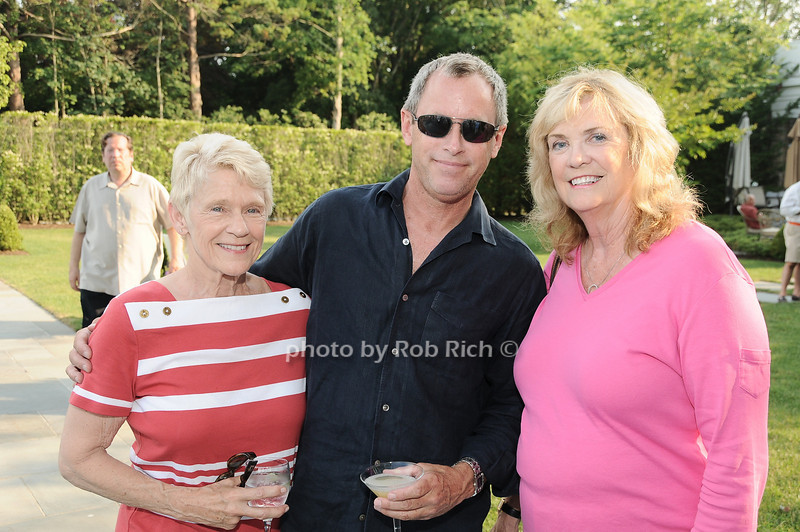 Renee Tespins, Peter Huffine, Marcella O'Callaghan<br /> <br /> photo by Rob Rich © 2010 robwayne1@aol.com 516-676-3939