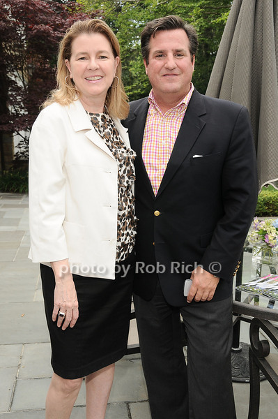 Anne Lacombe, Rick Hoffman<br /> <br /> photo by Rob Rich © 2010 robwayne1@aol.com 516-676-3939