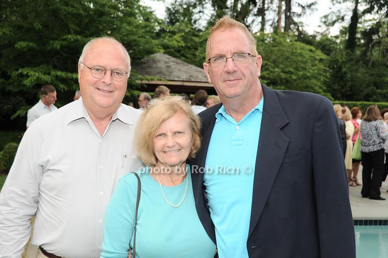 Paul Hennaforth, Marilyn Kirkbright, Robert Lohman<br /> <br /> photo by Rob Rich © 2010 robwayne1@aol.com 516-676-3939