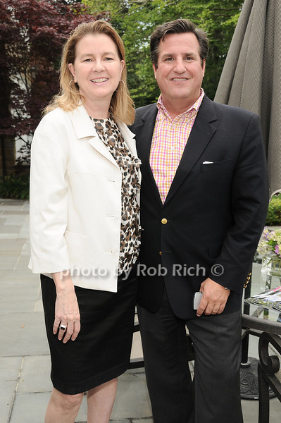 Anne Lacombe, Rick Hoffman<br /> <br /> photo by Rob Rich © 2010 robwayne1@aol.com 516-676-3939