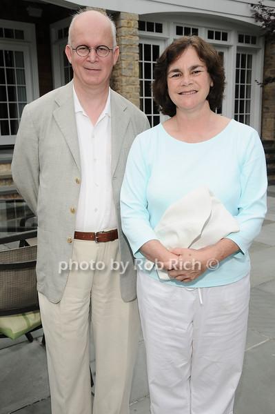 Gary Lawrence, Ann Surchin<br /> <br /> photo by Rob Rich © 2010 robwayne1@aol.com 516-676-3939