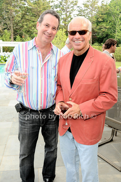 Glenn Simon, Gary DePersia<br /> <br /> photo by Rob Rich © 2010 robwayne1@aol.com 516-676-3939