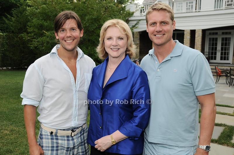 John Bjornen, Marianne Howatson,  Adam Leskinen<br /> <br /> photo by Rob Rich © 2010 robwayne1@aol.com 516-676-3939