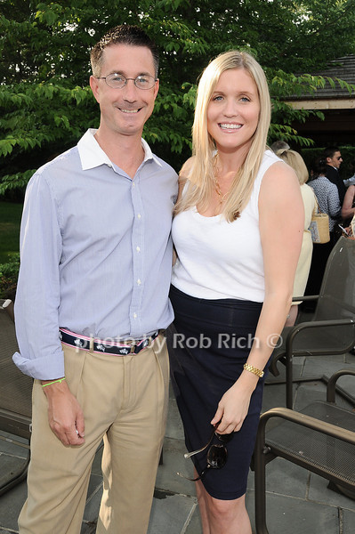 Peter McCracken, Erin Keneally<br /> <br /> photo by Rob Rich © 2010 robwayne1@aol.com 516-676-3939