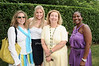 Arlene Reckson, Erin  Kenealley, Vicky Thompson, Claudette Dixon<br /> <br /> photo by Rob Rich © 2010 robwayne1@aol.com 516-676-3939