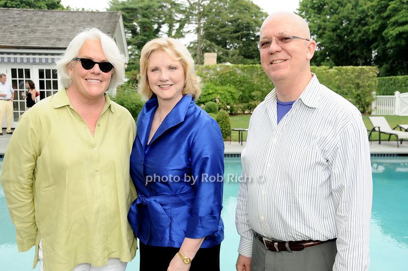 Sally Van Erk, Marianne Howatson, Chris Randall