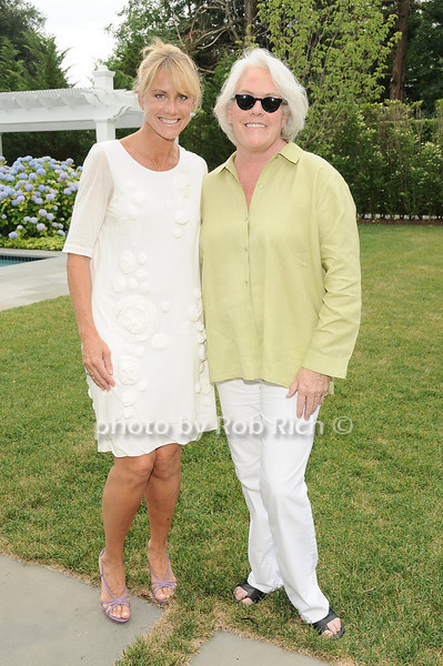 Pamela Eldridge, Sally Van Erk<br /> <br /> photo by Rob Rich © 2010 robwayne1@aol.com 516-676-3939