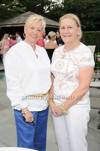 Pamela Barnes-Moses, Joan Mc Loughlin<br /> <br /> photo by Rob Rich © 2010 robwayne1@aol.com 516-676-3939